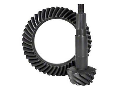 Yukon Gear Dana 44 Rear Ring Gear and Pinion Kit - 5.38 Gears (97-06 Jeep Wrangler TJ, Excluding Rubicon)
