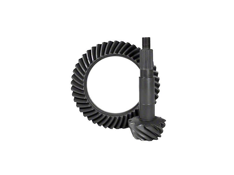 Yukon Gear Dana 44 Ring Gear and Pinion Kit - 5.89 Rear (97-06 Wrangler TJ Non-Rubicon)