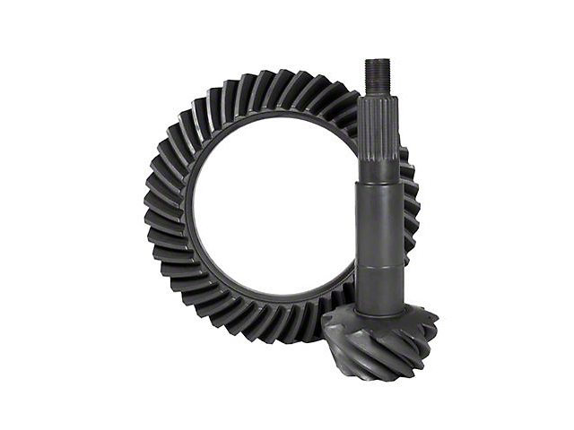 Yukon Gear Dana 44 Rear Axle Ring Gear and Pinion Kit - 5.89 Gears (97-06 Jeep Wrangler TJ, Excluding Rubicon)