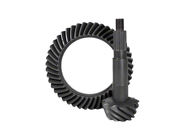 Yukon Gear Dana 44 Rear Axle Ring and Pinion Gear Kit; 5.89 Gear Ratio (97-06 Jeep Wrangler TJ, Excluding Rubicon)