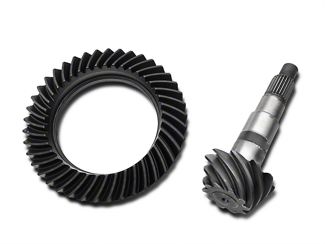Yukon Gear Dana 44 Rear Axle Ring and Pinion Gear Kit; 4.11 Gear Ratio (07-18 Jeep Wrangler JK)
