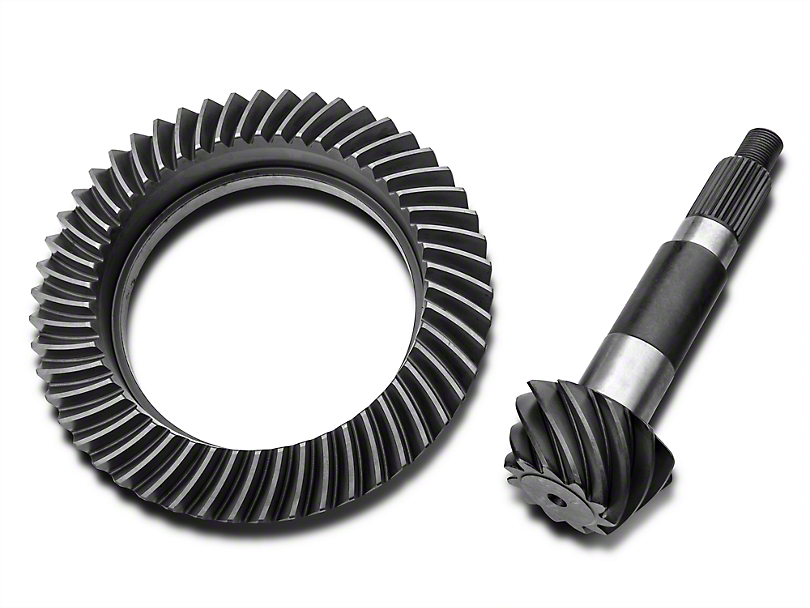 Yukon Gear Dana 44 Front or Rear Axle Ring Gear and Pinion Kit - 4.56 Gears (97-06 Jeep Wrangler TJ)