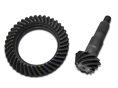 Yukon Gear Dana 30 Front Ring Gear and Pinion Kit - 4.11 Reverse Gears (87-95 Jeep Wrangler YJ)