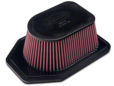 Airaid Replacement Filter - Oiled (12-18 3.6L Wrangler JK)
