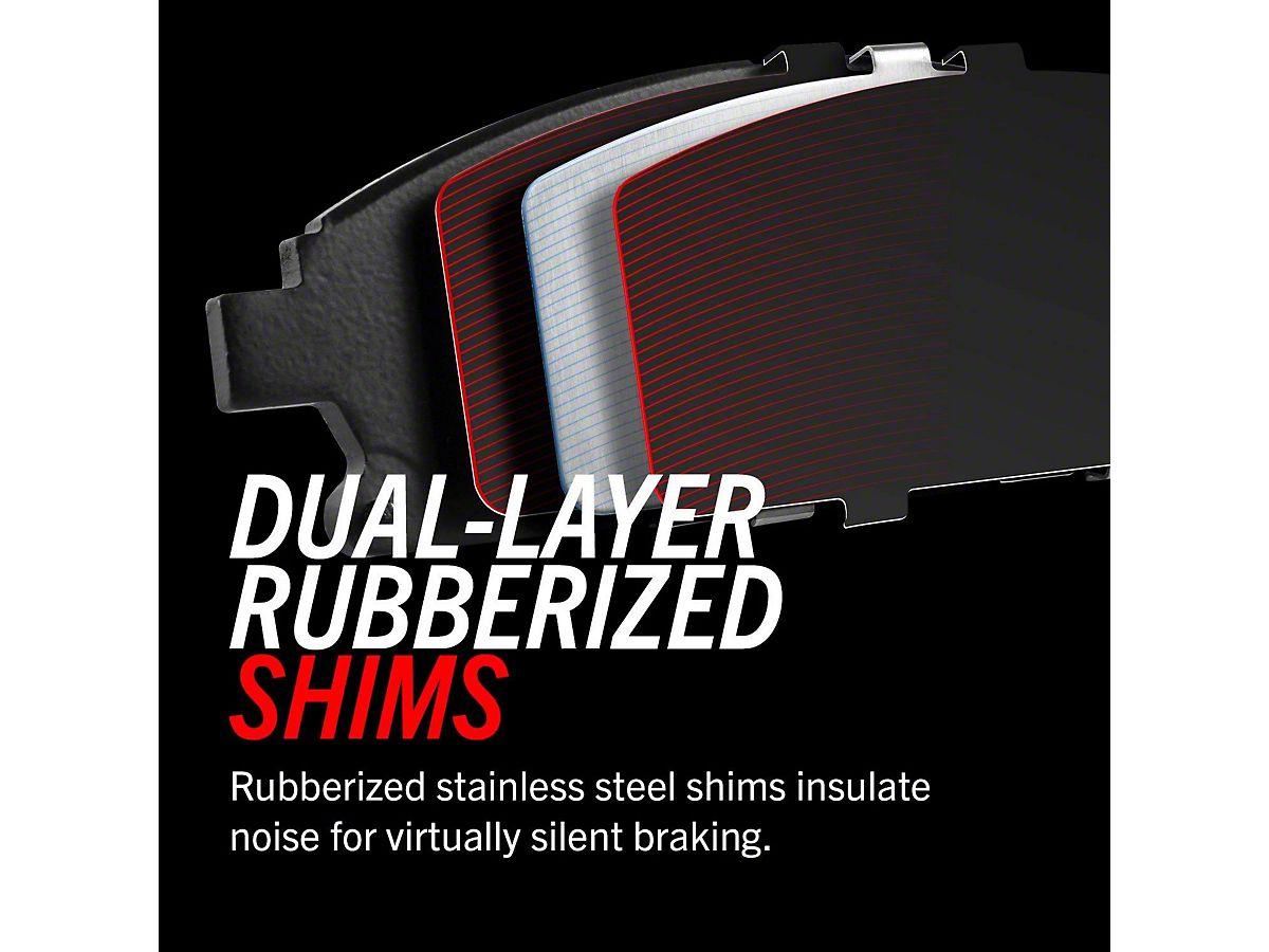 Disc Brake Rotors >> Power Stop Oe Replacement Brake Rotor Pad Kit Front Rear 07 18 Jeep Wrangler Jk