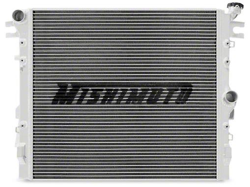 Mishimoto Aluminum Radiator (07-18 Wrangler JK)
