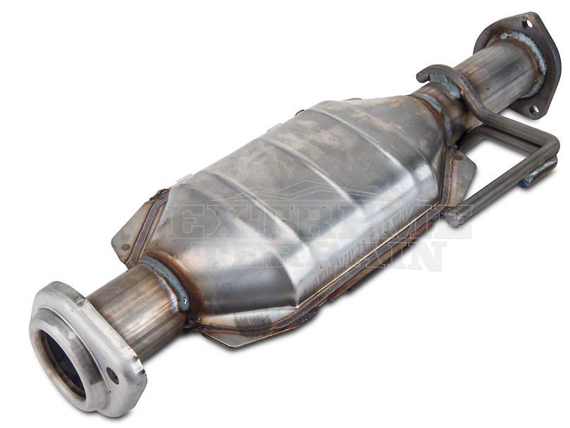 Flowmaster Direct-Fit Catalytic Converter (00-03 2.5L or 4.0L Jeep Wrangler TJ)