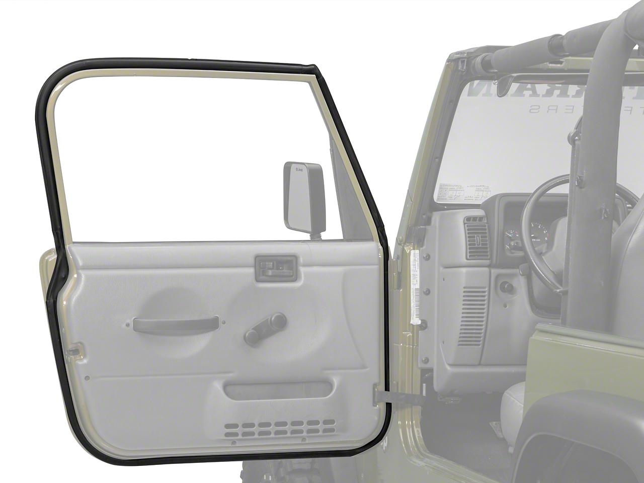 OPR Drivers Side Door Seal (97-06 Wrangler TJ)