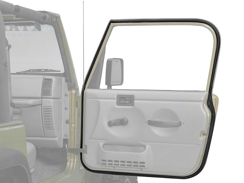 OPR Passengers Side Door Seal (97-06 Jeep Wrangler TJ)