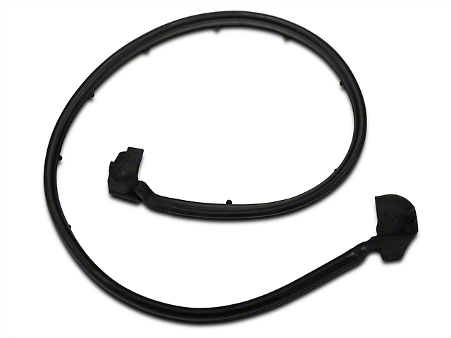 OPR Passengers Side Half Door Seal (87-95 Wrangler YJ)