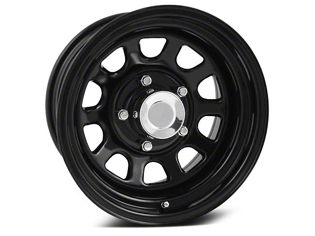 Pro Comp BP Series 52 Black Wheel - 15x8 (07-18 Wrangler JK)
