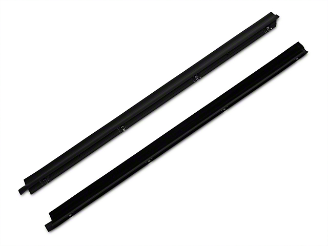 OPR Window Belt Weatherstrip kit; Outer (87-95 Jeep Wrangler YJ)