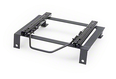 Corbeau Seat Bracket - Passenger Side (07-10 Jeep Wrangler JK 2 Door; 07-14 Jeep Wrangler JK 4 Door)