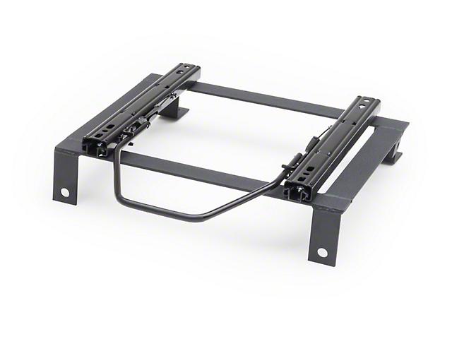 Corbeau Double Locking Seat Bracket - Passenger Side (11-18 Jeep Wrangler JK 2 Door)