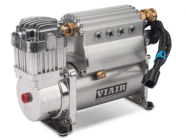 Viair Heavy Duty Compressor (07-11 Jeep Wrangler JK)