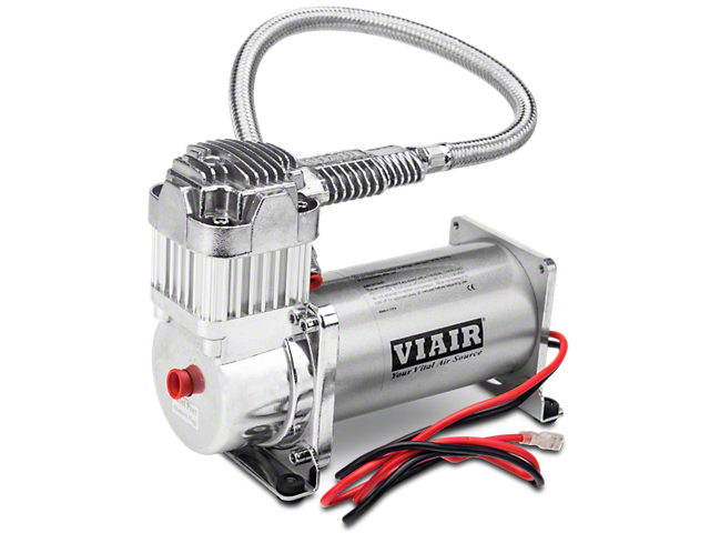 Viair Heavy Duty Onboard Air System (87-18 Jeep Wrangler YJ, TJ, JK & JL)