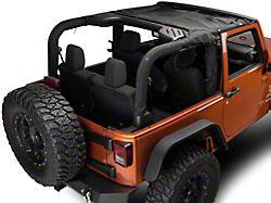 TruShield HalfShade Top (07-18 Jeep Wrangler JK)