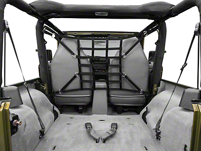 TruShield Pet Barrier Net (92-06 Wrangler YJ & TJ)