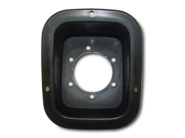 Fuel Filler Neck Cover (87-95 Jeep Wrangler YJ)
