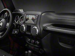 OE-Style Navigation w/ Bluetooth & Back-up Camera (07-18 Jeep Wrangler JK)