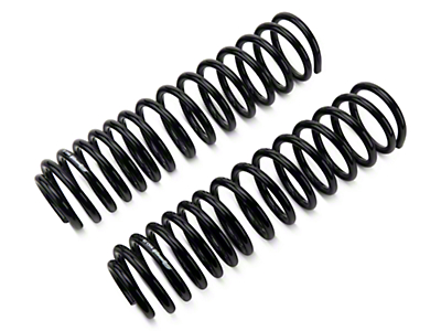 Synergy 2-Door 2.0 in. / 4-Door 1.0 in. Front Lift Coil Springs (97-18 Wrangler TJ & JK)