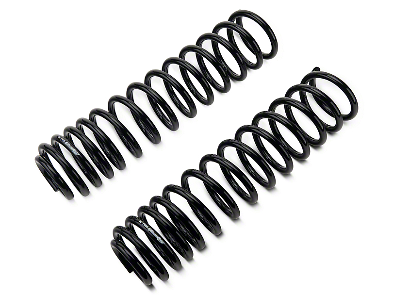 Synergy 2-Door 4.0 In./ 4-Door 3.0 In., /TJ 4 In. Front Lift Springs (97-18 Jeep Wrangler TJ & JK)