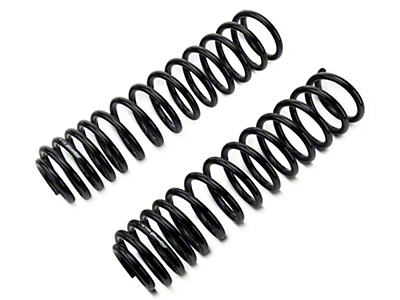 Synergy 2-Door 4.0 In./ 4-Door 3.0 In., /TJ 4 In. Front Lift Springs (97-18 Wrangler TJ & JK)