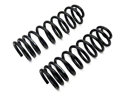 Synergy 2-Door 2.0 In./ 4-Door 1.0 In. Rear Lift Springs (07-18 Wrangler JK)
