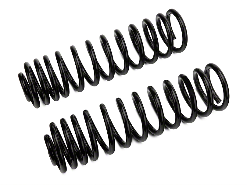 Synergy 2-Door 4.0 In./ 4-Door 3.0 In. Rear Lift Springs (07-18 Jeep Wrangler JK)