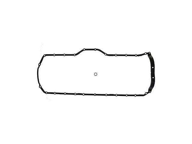 1-Piece Molded Rubber Oil Pan Gasket (87-06 4.0L or 4.2L Jeep Wrangler YJ & TJ)