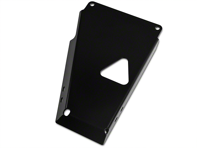Synergy Oil Pan Skid Plate - Black Powder Coated (07-11 Jeep Wrangler JK)