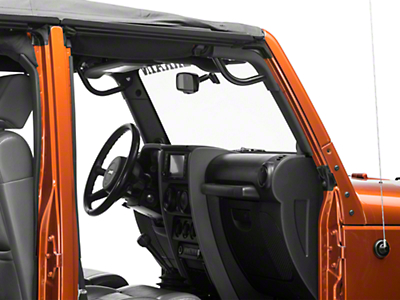 Synergy 2/4 Door Front Grab Handle Set (07-18 Wrangler JK)