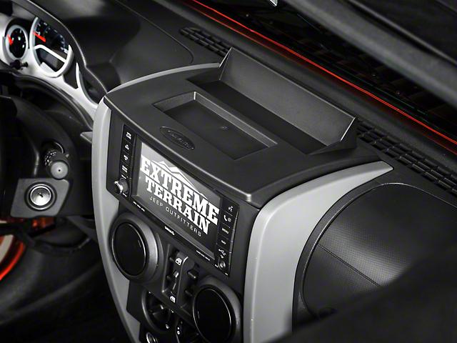 Daystar Jeep Wrangler Dash Panel Upper Kj71020 07 10