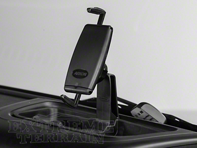 Daystar Dash Panel w/ GPS Mount and Cradle (11-18 Wrangler JK)