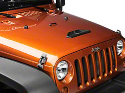 Daystar Front Center Hood Vent (07-18 Jeep Wrangler JK)