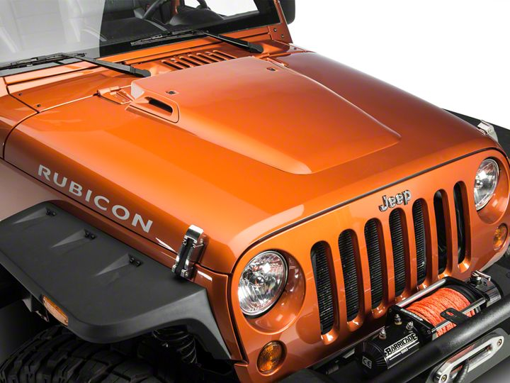 How To Install A Daystar Hood Cowl On Your 2007 2017 Jeep