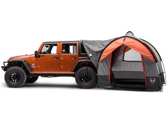 Rightline Gear SUV Tent  sc 1 st  ExtremeTerrain & Rightline Gear Wrangler SUV Tent 110907 (87-17 Wrangler YJ TJ ...