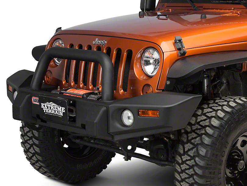 Superior ARB Front Bumper W/ Bullbar (07 18 Jeep Wrangler JK)