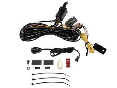 ARB Intensity Driving Light Wiring Harness (87-18 Jeep Wrangler YJ