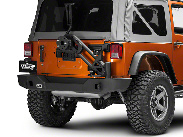 Arb Jeep Wrangler Tire Carrier 5750320 07 18 Jeep