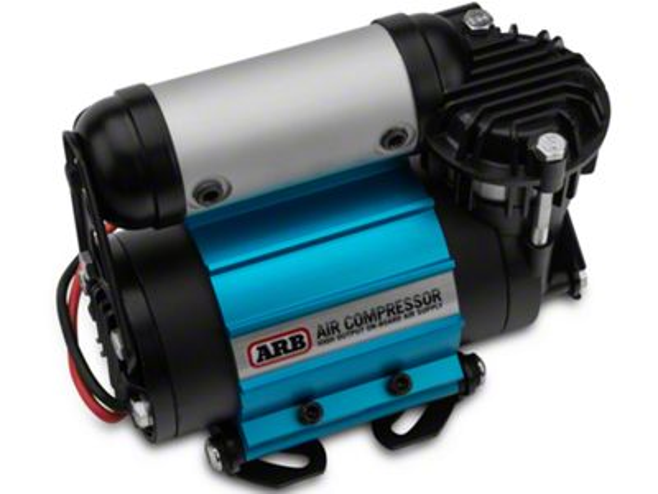 Add ARB High Output Air Compressor (87-17 Wrangler YJ, TJ, & JK)