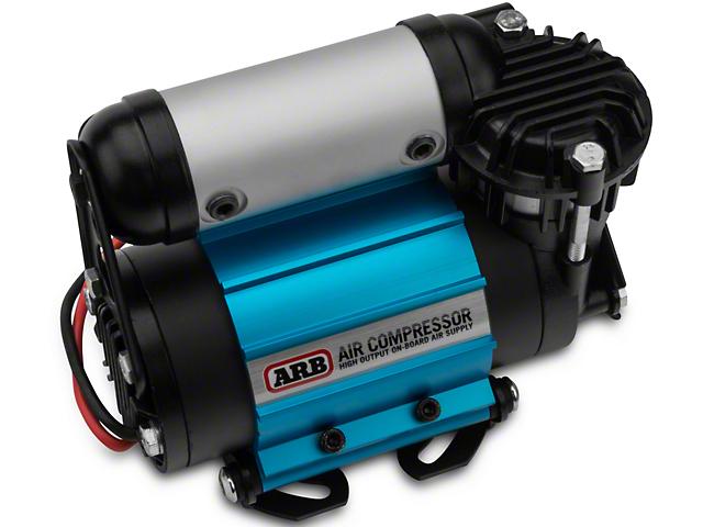 ARB Wrangler High Output Air Compressor CKMA12 (87-17 Wrangler YJ ...