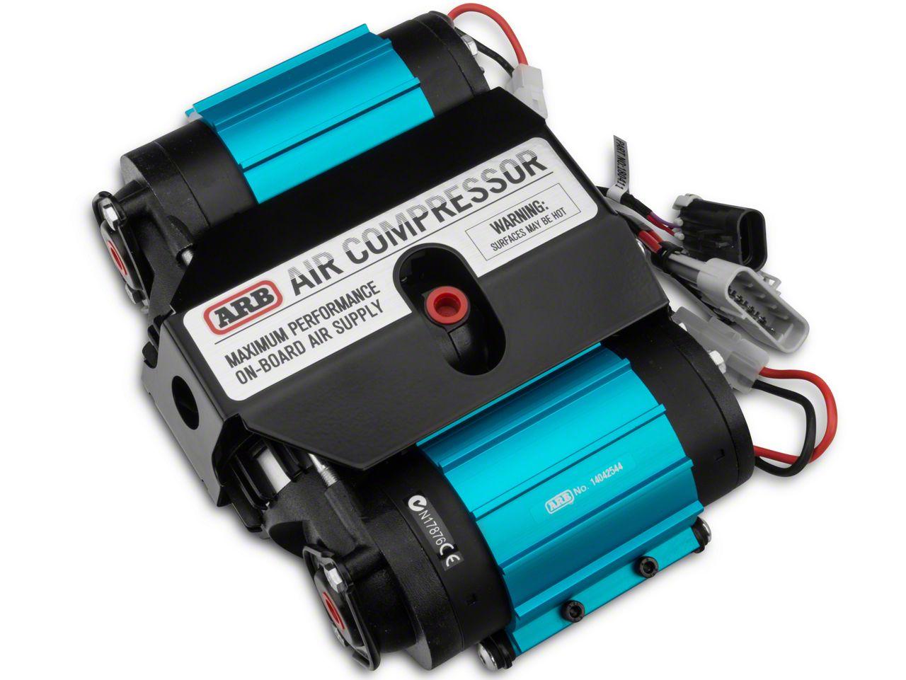 Add ARB Twin Air Compressor