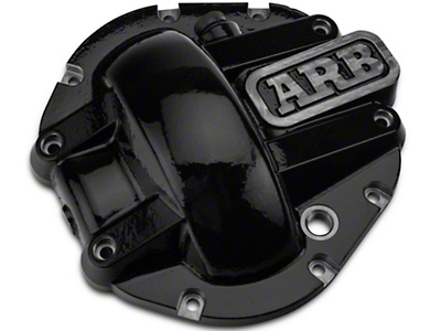 ARB Dana 44 Differential Cover - Black (87-18 Wrangler YJ, TJ & JK)