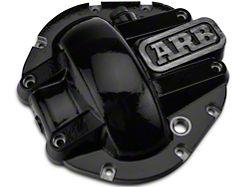 ARB Dana 44 Differential Cover; Black (87-18 Jeep Wrangler YJ, TJ & JK)