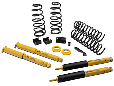 Old Man Emu 2 in. Heavy Load Lift Kit w/ Shocks (07-18 Wrangler JK 2 Door)