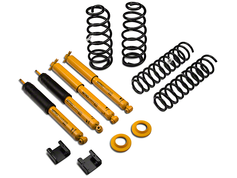 Old Man Emu 2 in. Heavy Load Lift Kit w/ Shocks (07-18 Jeep Wrangler JK 4 Door)