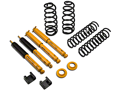Old Man Emu 2 in. Heavy Load Lift Kit w/ Shocks (07-17 Wrangler JK 4 Door)