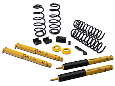 Old Man Emu 2-2.25 in. Light Load Lift Kit w/ Shocks (07-18 Wrangler JK 4 Door)