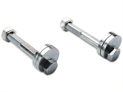 Synergy Lower Control Arm Cam Bolt Kit (07-18 Wrangler JK)